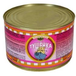 Troškinta kiauliena 400g (Stewed pork)