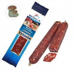 """Vytinta """"Bernų su baravykais""""dešra 200g(dried sausage)"""