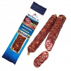"""Vytinta""""Žemaitiška""""dešra 200g(dried sausage)"""