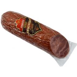 "SKLW Vytinta dešra ""Krakowska"" 345g (Dry sausage)"