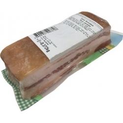 """Lašiniai marinuoti """"Ukrainietiški"""" pakuotė 360g £10,99kg (Lard marinated stile)"""