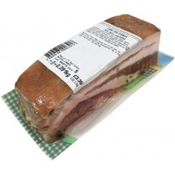 Lašiniai marinuoti 350g £10,99 kg  (Pork belly marinated)