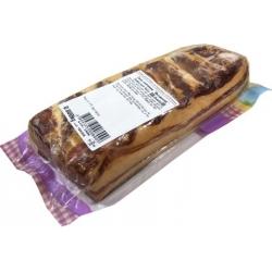 Šalto rūkymo šoninė-lašiniai 360g  £10,99kg (Smoked pork belly)