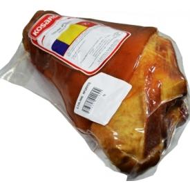 """Rūkytas kiaulienos kojos ketvirtis""""Karka"""" kg £8.19 vienetas (Pork leg)"""