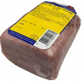 """MS"" Kulniukų viniotinis ~430g £8,69kg (Boiled roll of shin)"