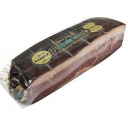 Šalto rūkymo juodasis kumpis(C/S Black ham) kaina/kg £20,52 1gab ~ £7.50