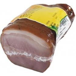 """""""Vigesta"""" Šalto rūkymo kumpis """"Kauno"""" £11,30kg  ~350g (Cold smoked ham)"""