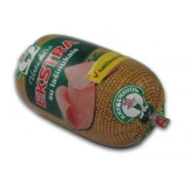 "Virta dešra ""Extra"" 340 g (Cooked sausage)"