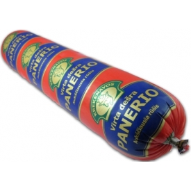 "Virta dešra ""Panerio"" ~1000g £5,21 per kg (Cooked sausage)"