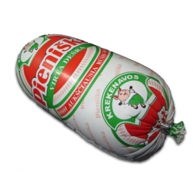 """Virta dešra """"Pieniška"""" 400g (Cooked sausage )"""