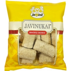 """Javinė"" Javinukai braškių skonio 150g (Corn sticks with chocolate filling)"