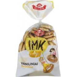 """""""Vilniaus duona"""" Vaniliniai traškučiai 300g (Bread rings with vanila)"""