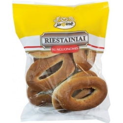 """Javinė"" Riestainiai su aguonomis 300g (Bagels with poppy seeds)"