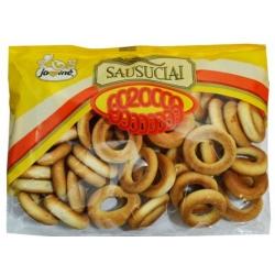 """""""Javinė"""" Sausučiai 150g """"2000"""" (Mini wheat bagels)"""