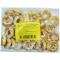 Sviesto skonio sausučiai 150g (Mini wheat bagels butter taste)