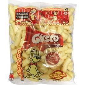 Kukurūzų traškučiai'' Gusto'' 45g (corn sticks)