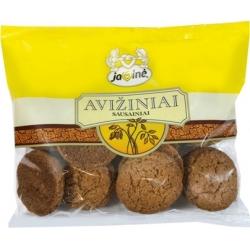 """""""Javinė"""" Avižiniai sausainiai 200g (Oat biscuit)"""