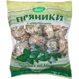 """""""Volker"""" Meduoliai mietos skoniu 400g (Sweet pastry with mint flavor)"""