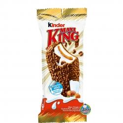 """""""Maxi king"""" Šokoladukas 35g (Wafer with milk and caramel filling)"""