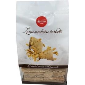 Šerbetas su žemės riešutais 200g (Oriental sweets with peanuts)