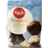 Zefyrai vanilos skonio šokolade 200g (Zephyr vanilla taste in chocolate)