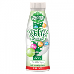"""Legendairy"" Organic Fermented Kefir Yogurt with B12 330g"