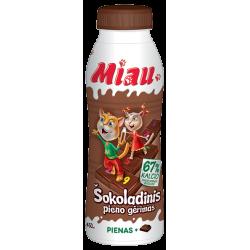 "''Miau"" Chocolate Milk Drink 2.3% 450ml"