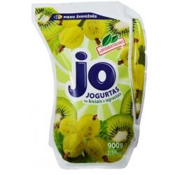 """""""Jo"""" Jogurtas su kiviais ir agrastais 900g (Yogurt with kiwi and gooseberries)"""