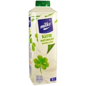 """""""Milko"""" Kefir Naturalny  1 L 5%(Kefyras)"""
