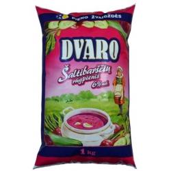 """""""Dvaro"""" Šaltibarščių rūgpienis 6% 1kg 4 for £4,36 (Cultured milk)"""