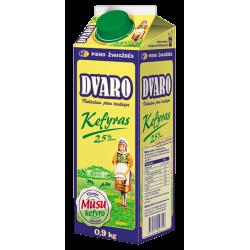 """""""Dvaro"""" Kefyras 2,5%  0,9KG   (Kefir)"""