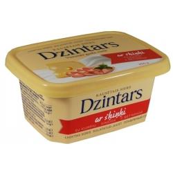 """Dzintars""Lydytas sūris su kumpiu 200g (Cheese spread with bacon)"