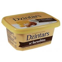 """""""Dzintars"""" Lydytas sūris su grybais 200g (Cheese spread with mushrooms)"""