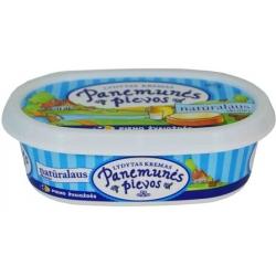 Panemunės pievos Lyditas kremas naturalaus skonio 185g (Melted cream)