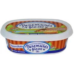 """""""Panemunės pievos"""" Lyditas kremas su baravykais ir pievagrybiais 185g (Melted cream with mushrooms)"""