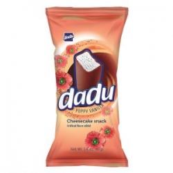 """""""Dadu"""" Cheesecake Bar with Poppy Seeds 45g (Sūrelis)"""