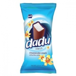 """Dadu"" Cheesecake Bar with Vanilin 45g (Sūrelis)"