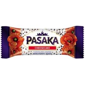 """Pasaka"" Cheesecake Bar with Poppy Seeds 40g (Sūrelis)"