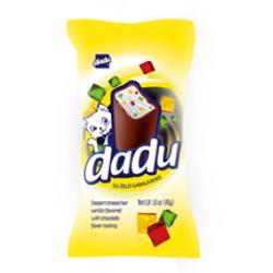 """Dadu"" Cheesecake Bar with Jelly 45g (Sūrelis)"