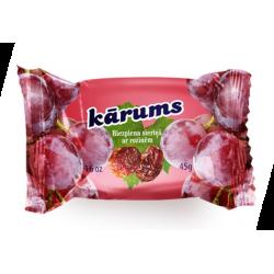 """Karums"" Cheesecake Bar with Rasins 45g (Sūrelis)"