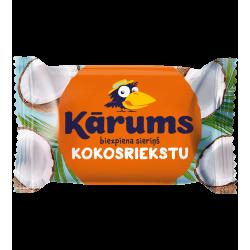 """Karums"" Cheesecake Bar with Coconut 45g (Sūrelis)"