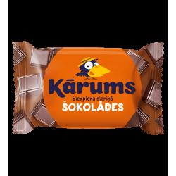 """Karums"" Cheesecake Bar with Chocolate 45g (Sūrelis)"