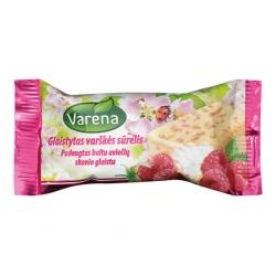"""Varėna"" Raspberry Cheesecake Bar 40g (Sūrelis)"