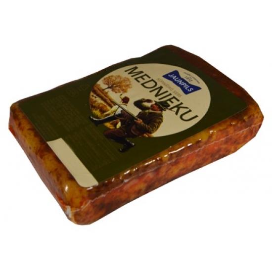 """""""Jaunpils"""" Mednieku rūkytas sūris 1gb~330g £1,10 per 100g (Smoked cheese)"""