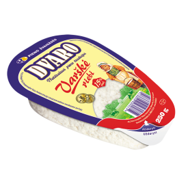 """""""Dvaro"""" Varškė 250g, 15% (Curd cheese)"""