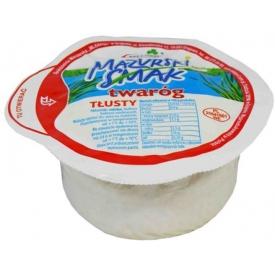 """Mazurski smak"" cottage cheese 275g 8%fat (Varškė)"