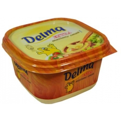 """Delma"" Margarinas 500g (Semi-fat margarine with addition of butter)"