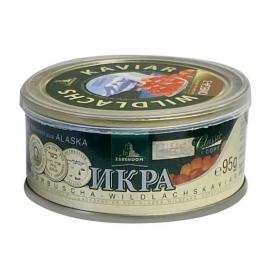 """""""Wildlachskaviar"""" Lašišų ikra  95g (Pink Salmon Caviar )"""