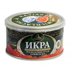 """""""Wildlachskaviar"""" Lašišų ikra 140g (Pink Salmon Caviar )"""