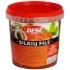 """""""Dese"""" Salotos su troškintomis daržovėmis ir sūdyta silkių filė pomidorų padaže 700g (Salad with stewed vegetables and salted herring fillet)"""